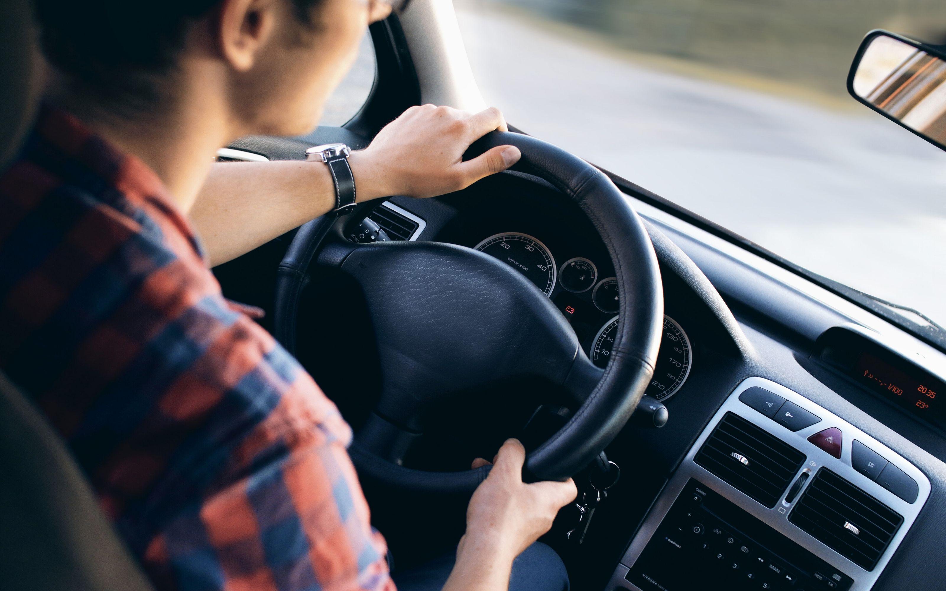 Permis de conduire détérioré / abîmé