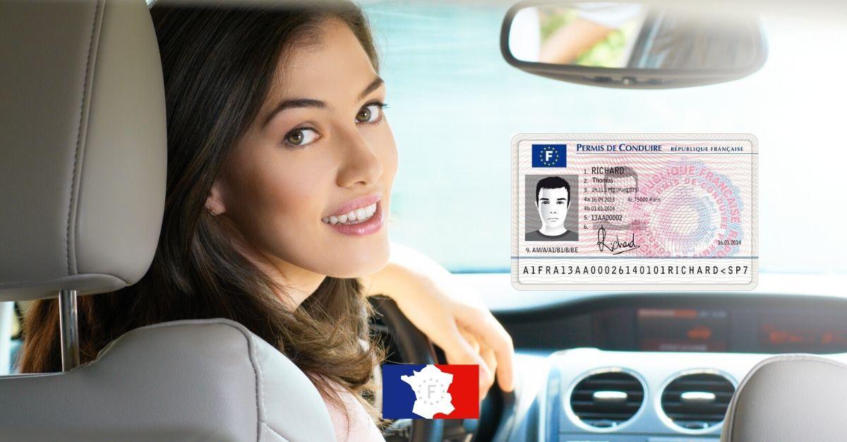 double de permis de conduire