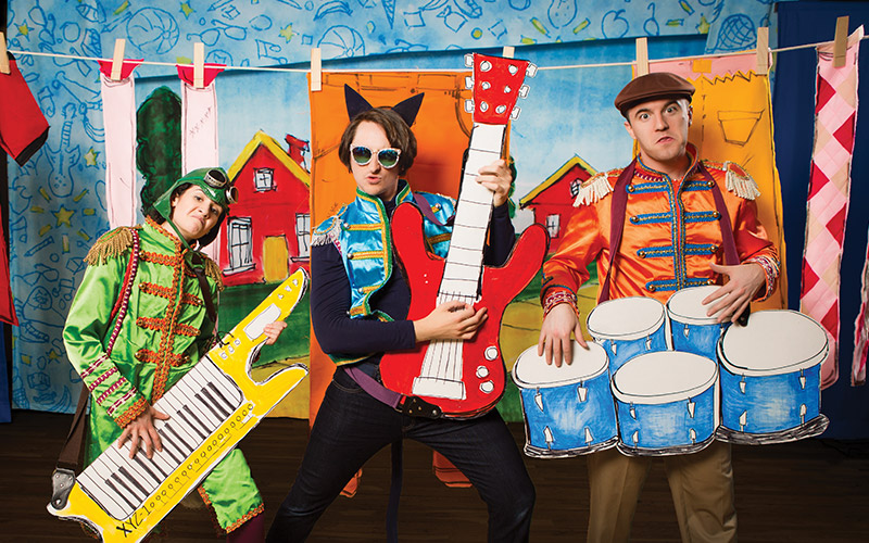 TheaterWorksUSA: Pete the Cat