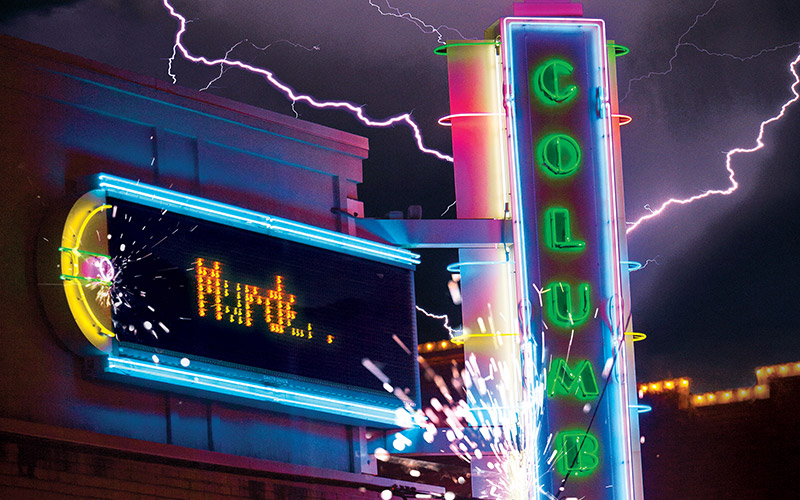 Murder on the Marquee: A Murder Mystery Dinner Theatre