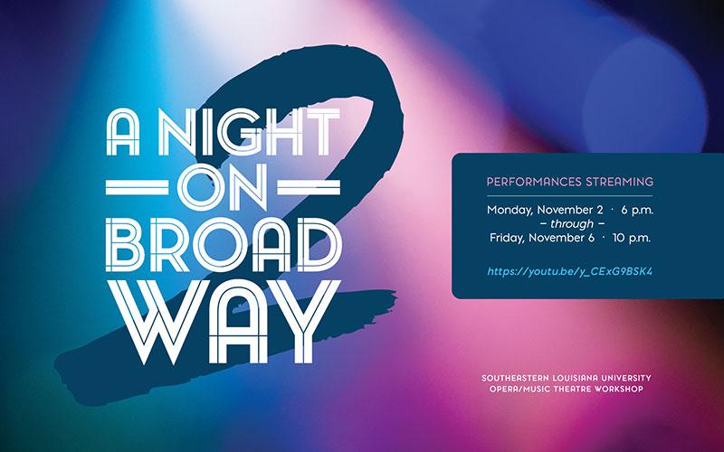A Night on Broadway 2