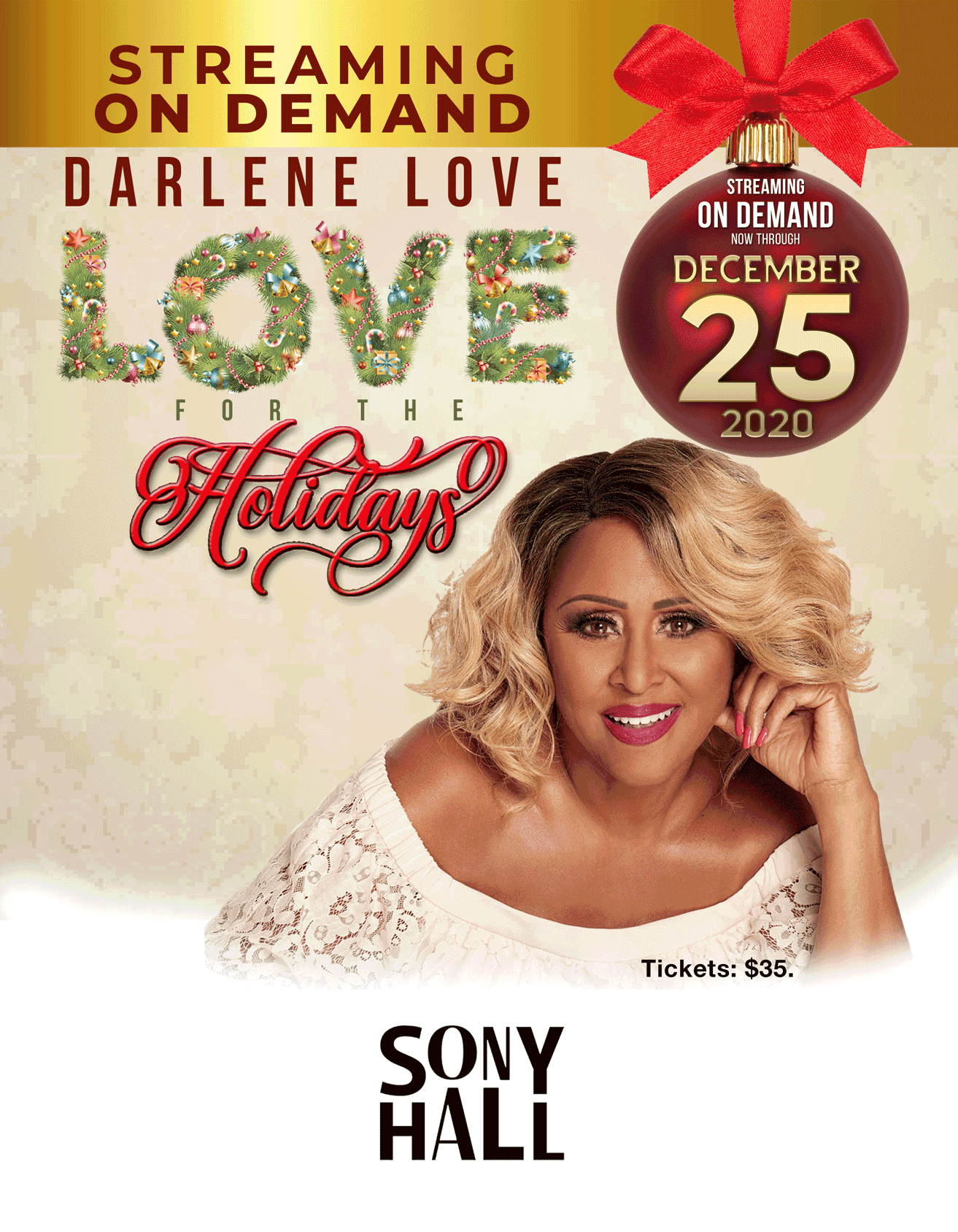 Darlene Love - Love for the Holidays