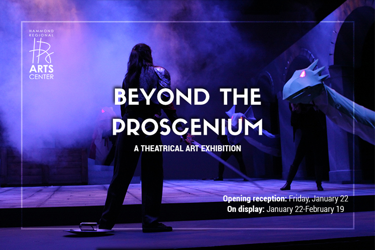 Beyond the Proscenium: A Theatrical Art Exhibition