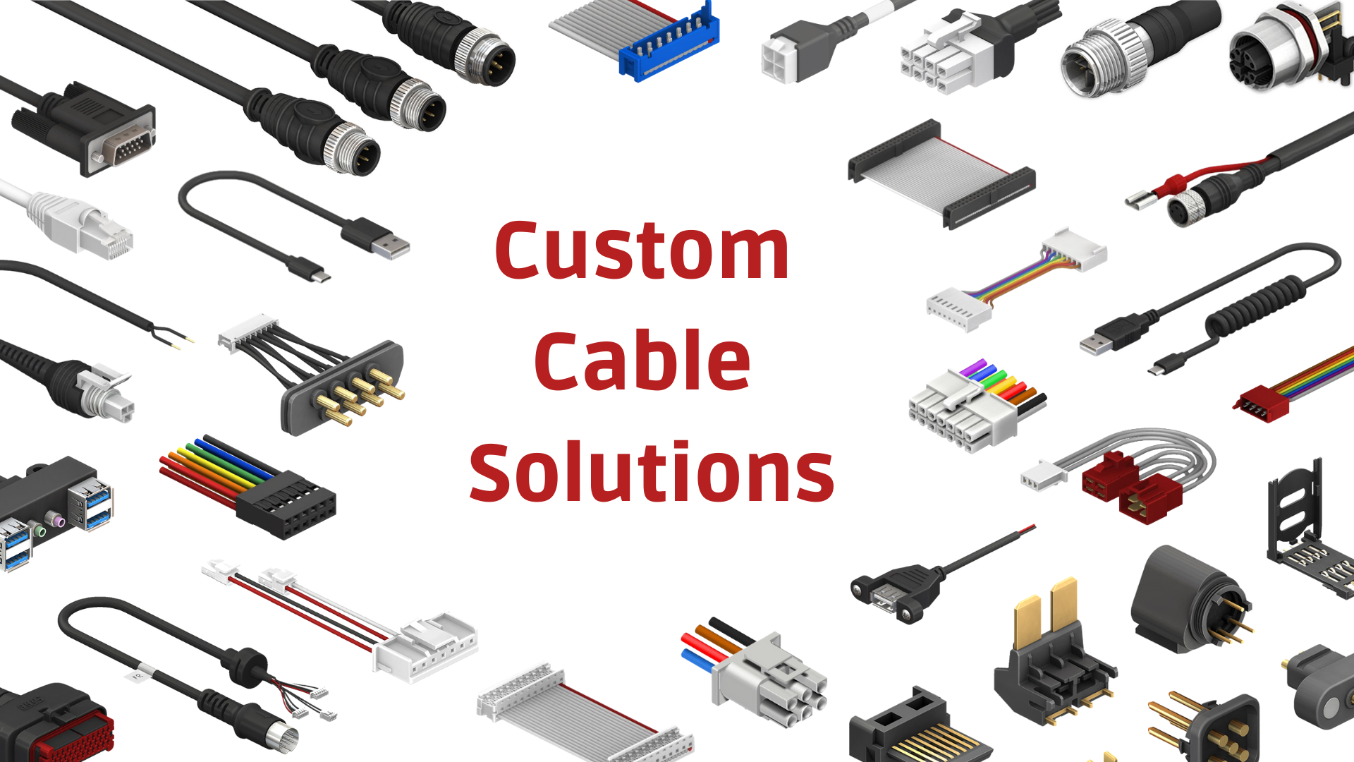 Custom Cable Solutions