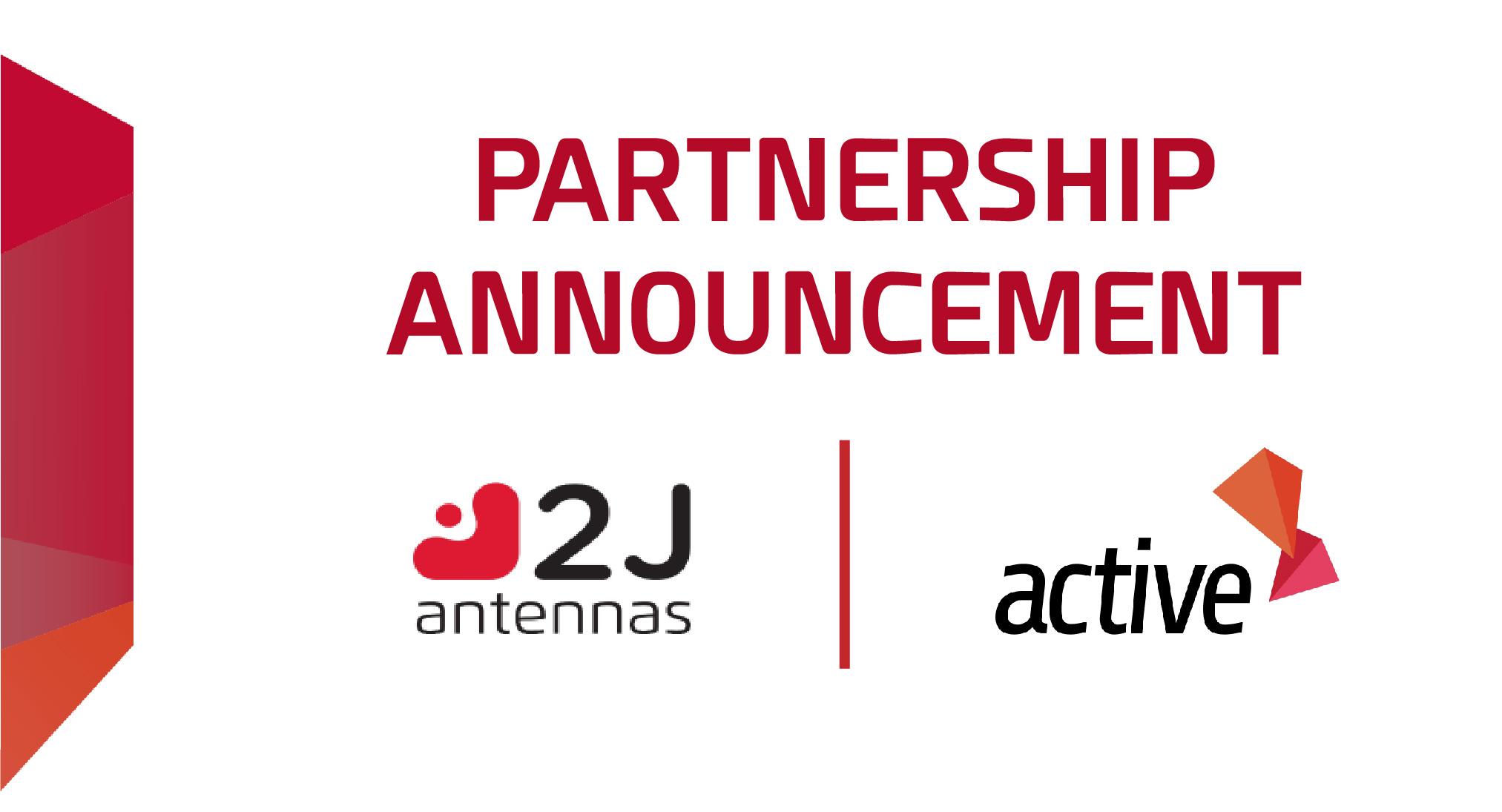 Partnership Announcement 2J Active