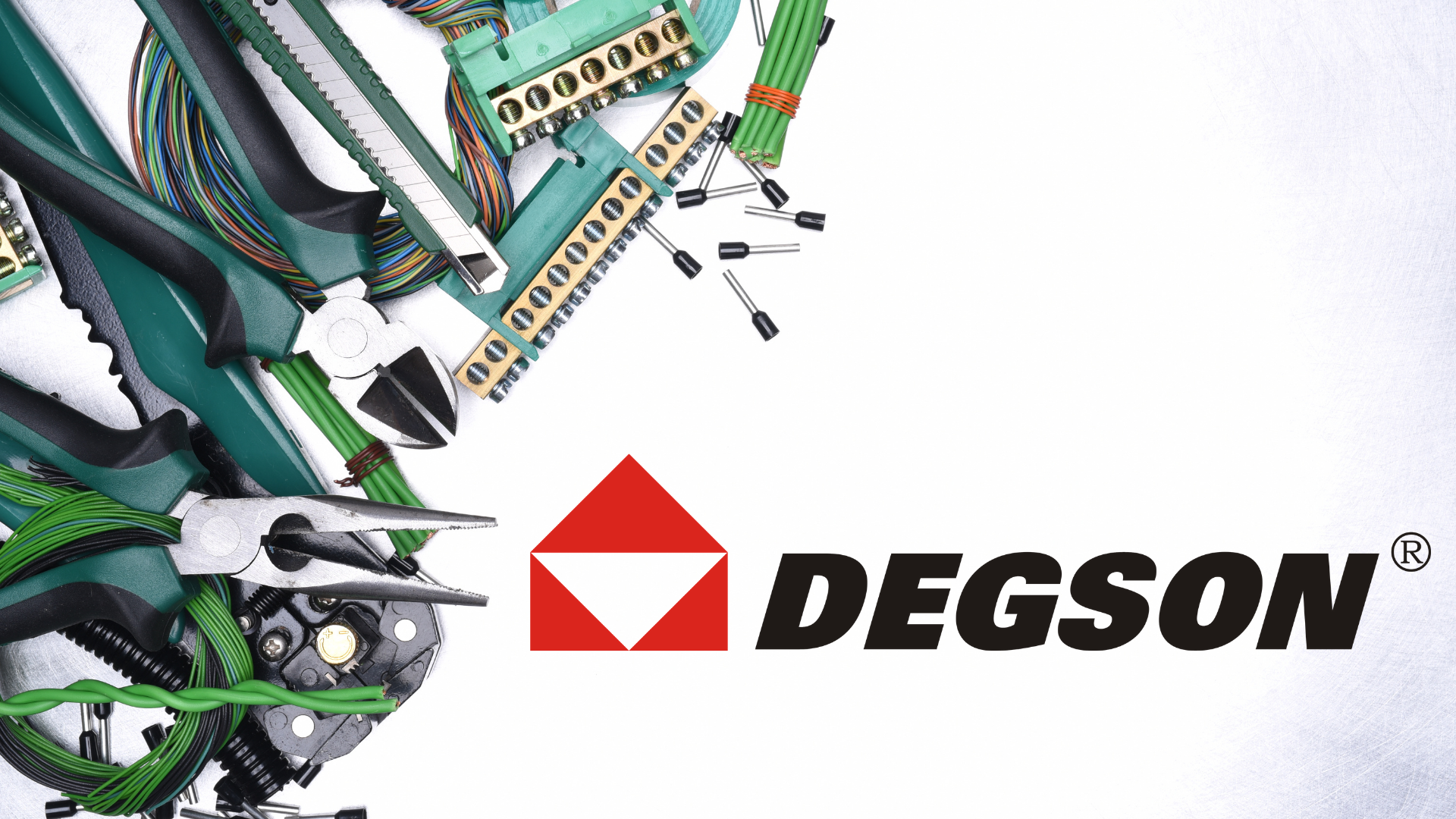 DEGSON Terminal Blocks & Industrial Electrical Connection Products