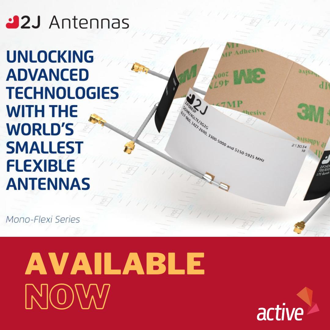 2J Mono-Flexi Series Antenna