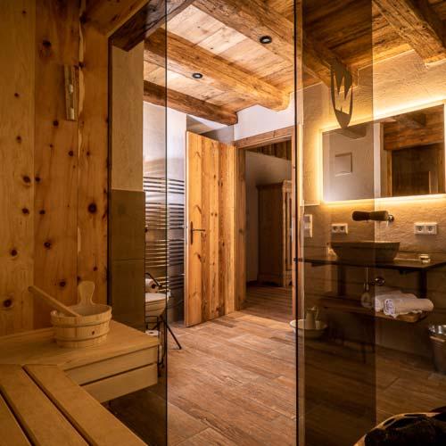 Wochenbrunn-Chalet Sauna
