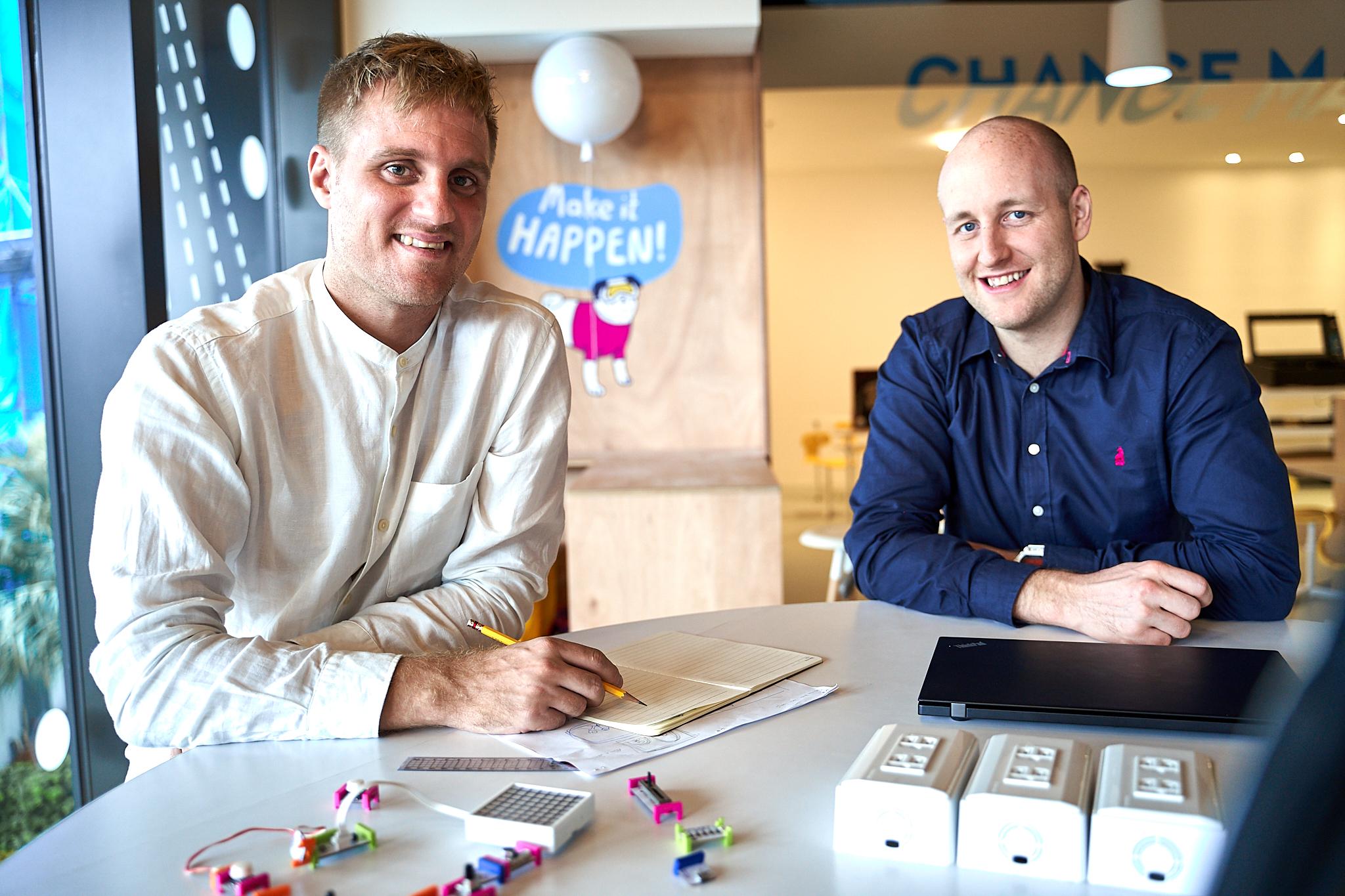 Skyrock founders