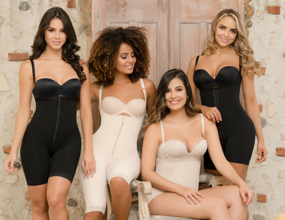 Best body shapers for a slimmer body to become a confident woman