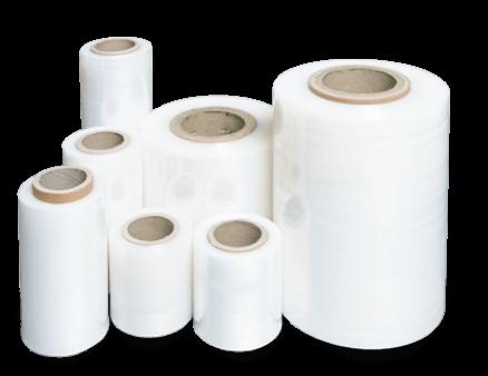 polyethylene shrink bundle film