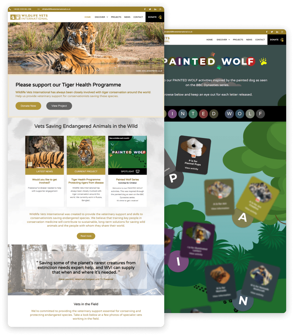 wildlife vets internaitonal