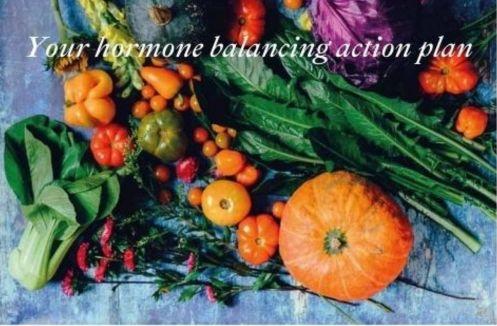 Download ebbook Foods, Moods and Hormones to explore relationship between hormones and mental wellbeing