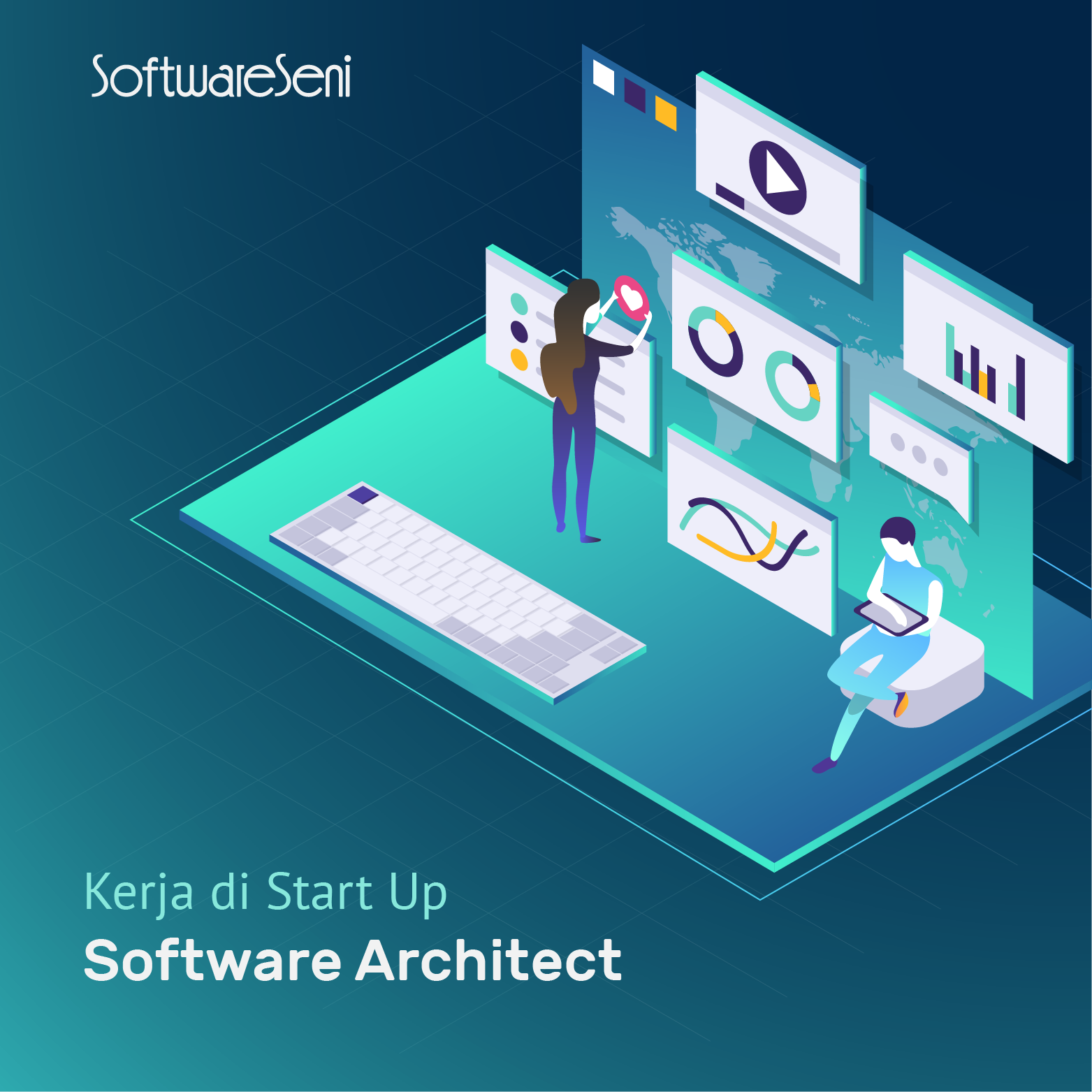 Kerja di StartUp: Software Architect