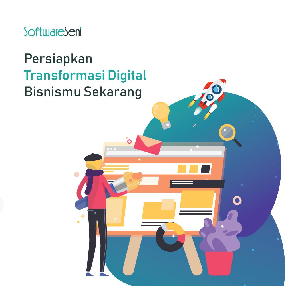 Persiapkan Transformasi Digital Bisnis Mu Sekarang