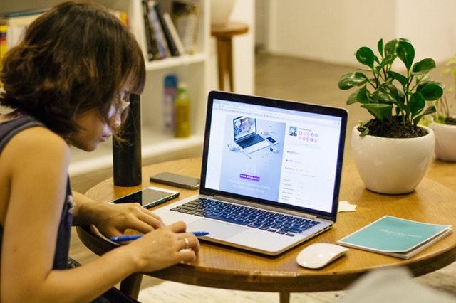 e-learning user