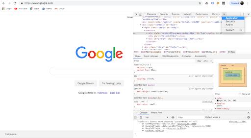 Detecting Progressive web Application 1