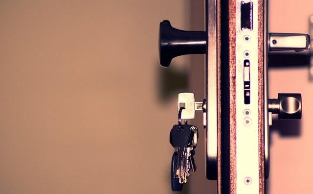 data security door