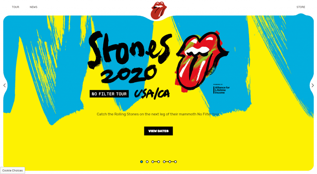 the rolling stone website