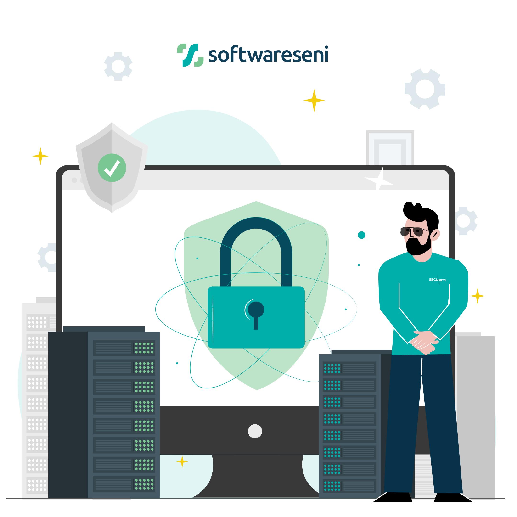 Pentingnya Keamanan Data / Data Security Pada Produk Digital (Software)