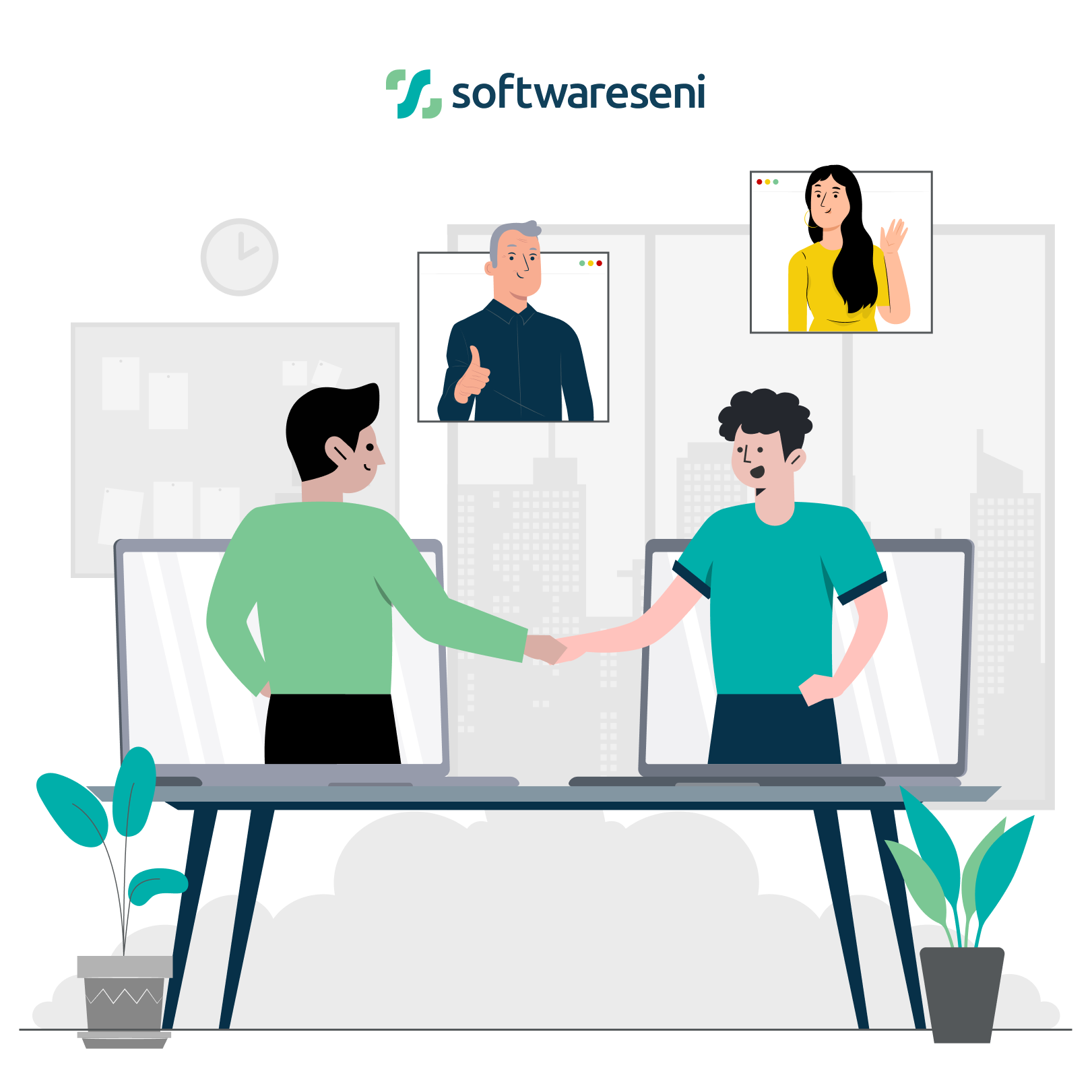 IT Seat Outsourcing, Tim yang Dapat Mempercepat Digitalisasi Bisnis Anda