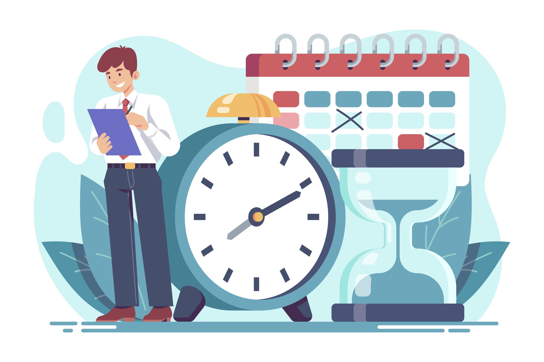 Meningkatkan Kinerja WFH Karyawan dengan Sistem Timesheet Management
