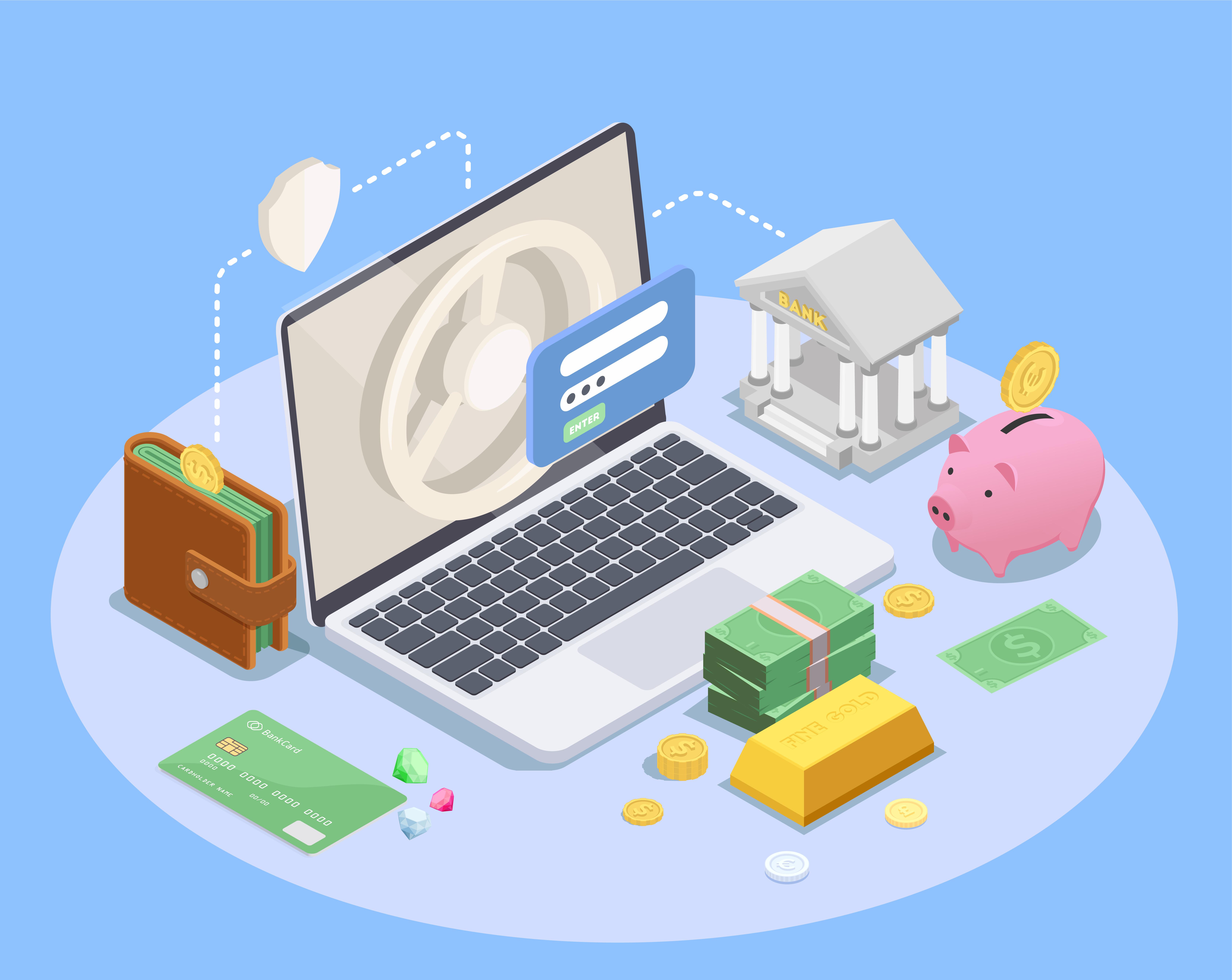 Meningkatkan Efektifitas dan Efisiensi Pembuatan Laporan Keuangan dengan Financial Accounting System