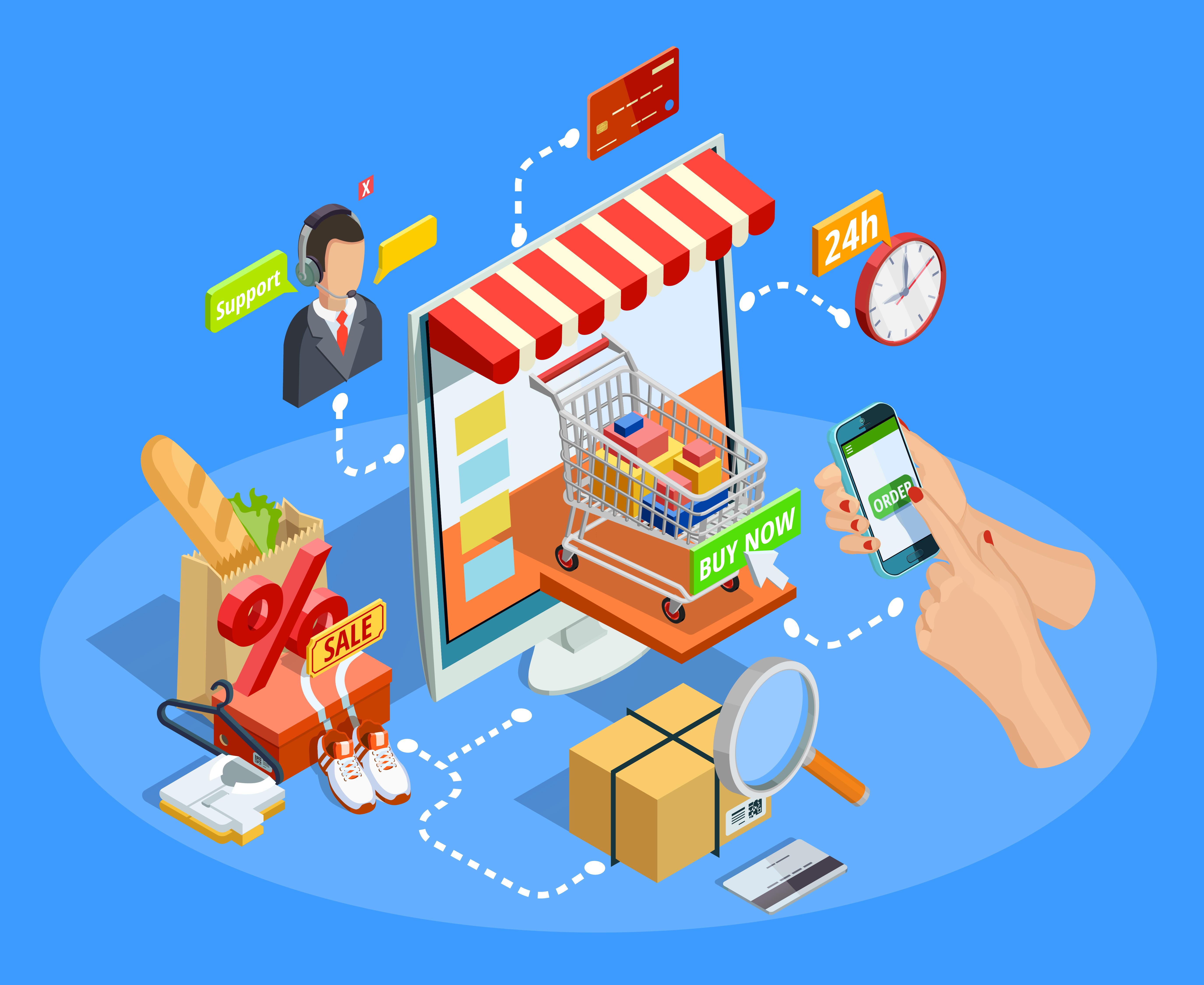 Peranan Aplikasi eCommerce untuk Meningkatkan Omzet Perusahaan