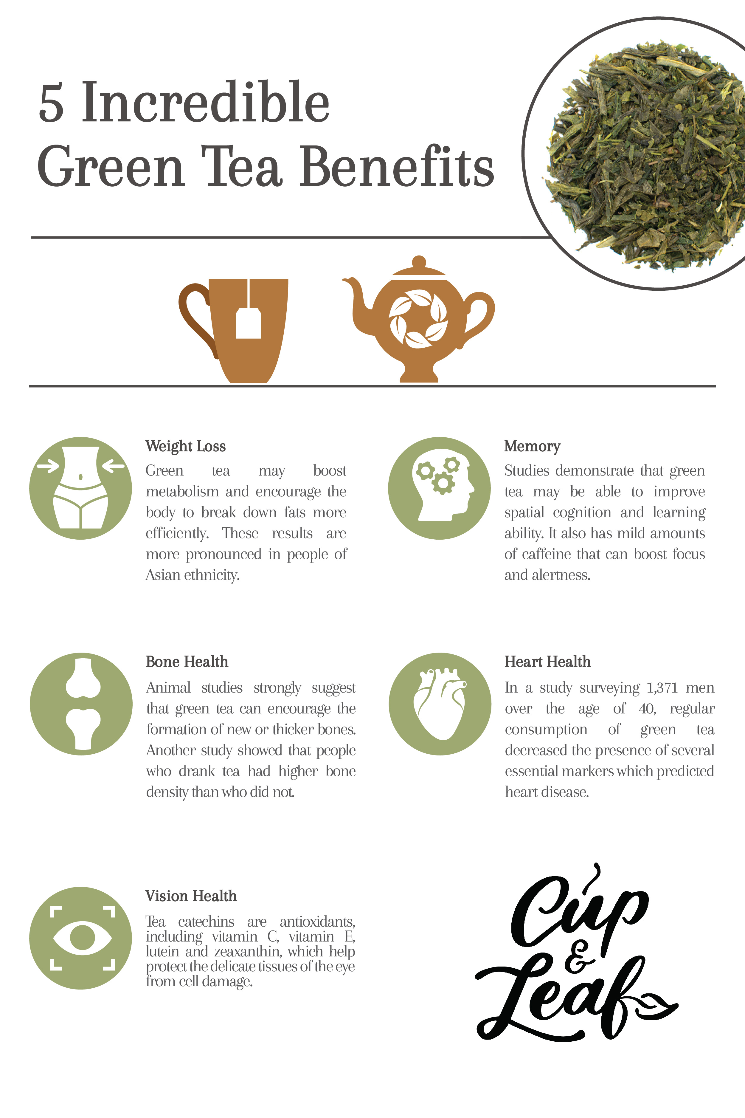 7 green tea benefits and how to prepare the perfect cup