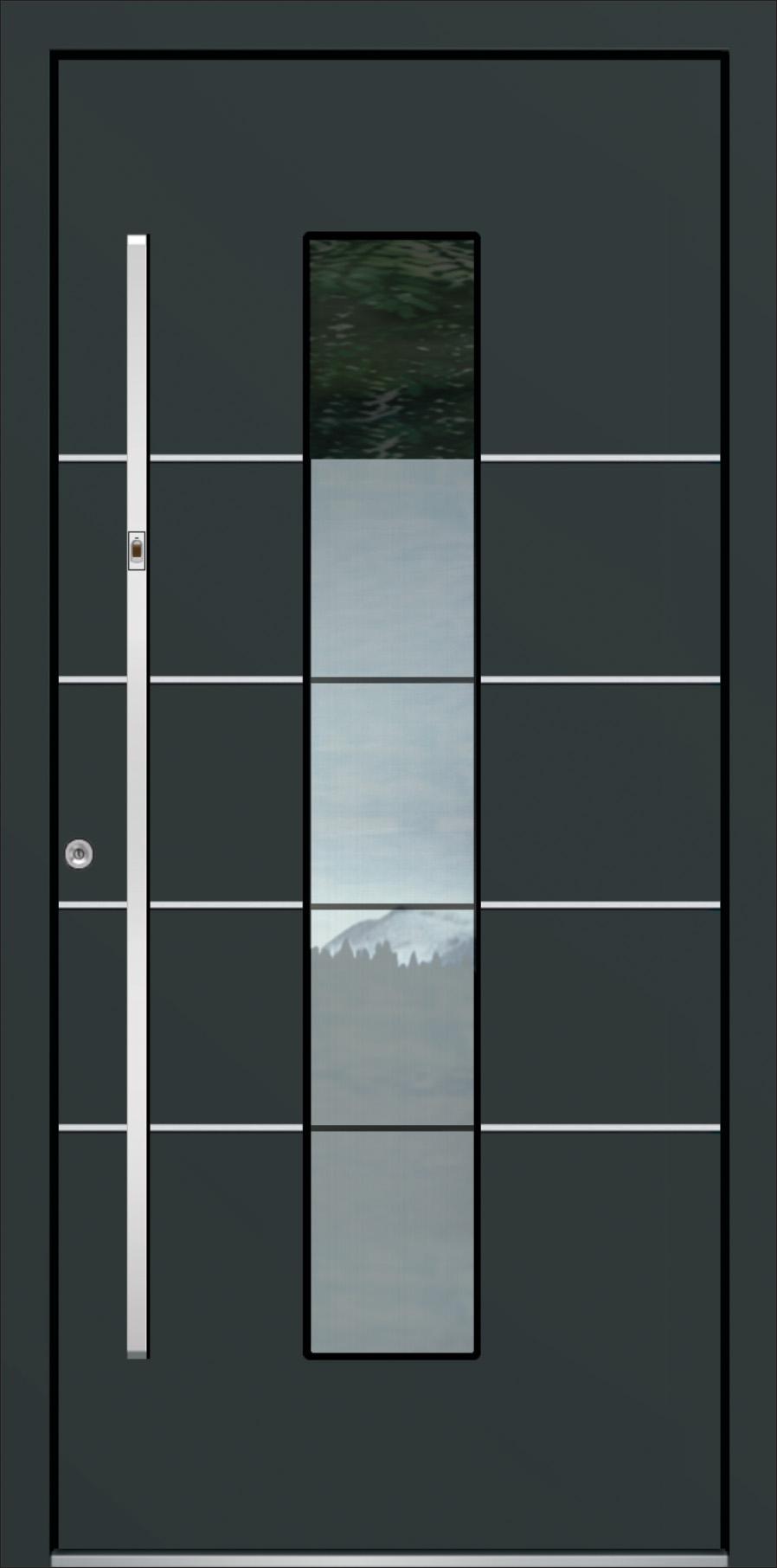 Design Moderne Haustüre