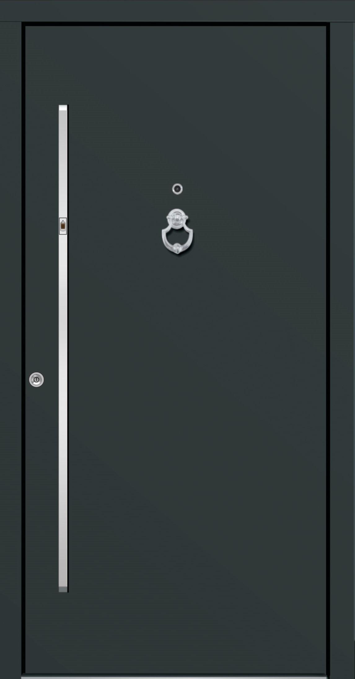 Design Einfache Haustüre