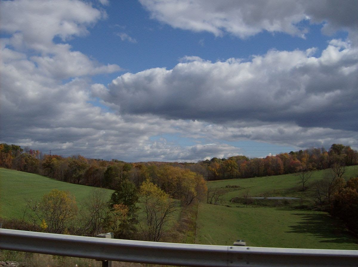 green scape in armstrong county, PA
