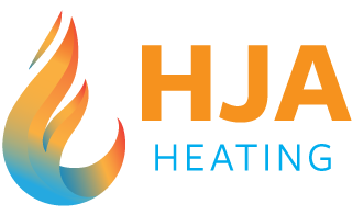 HJA Heating logo
