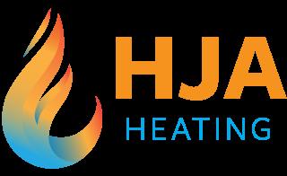 HJA Heating logo