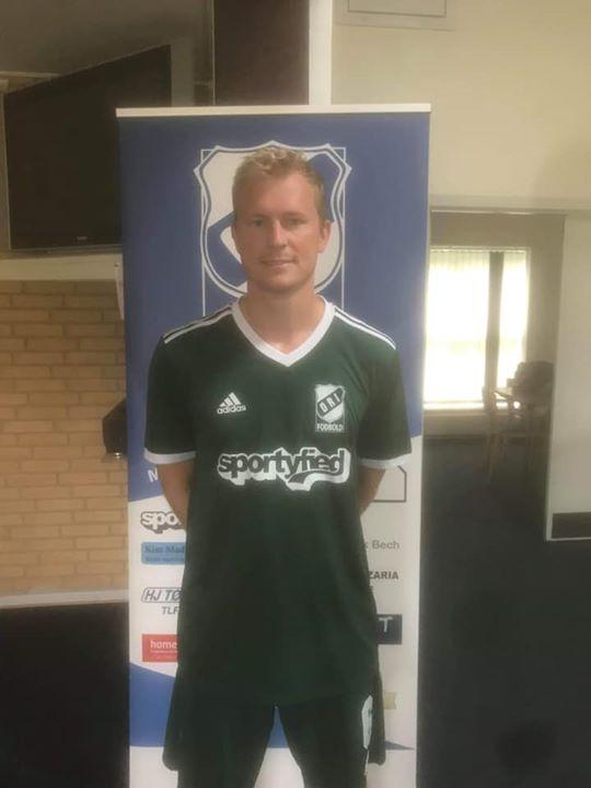 Ny spiller i ORI ️ danni har spillet i Husum, BK Stefan og Vanløse