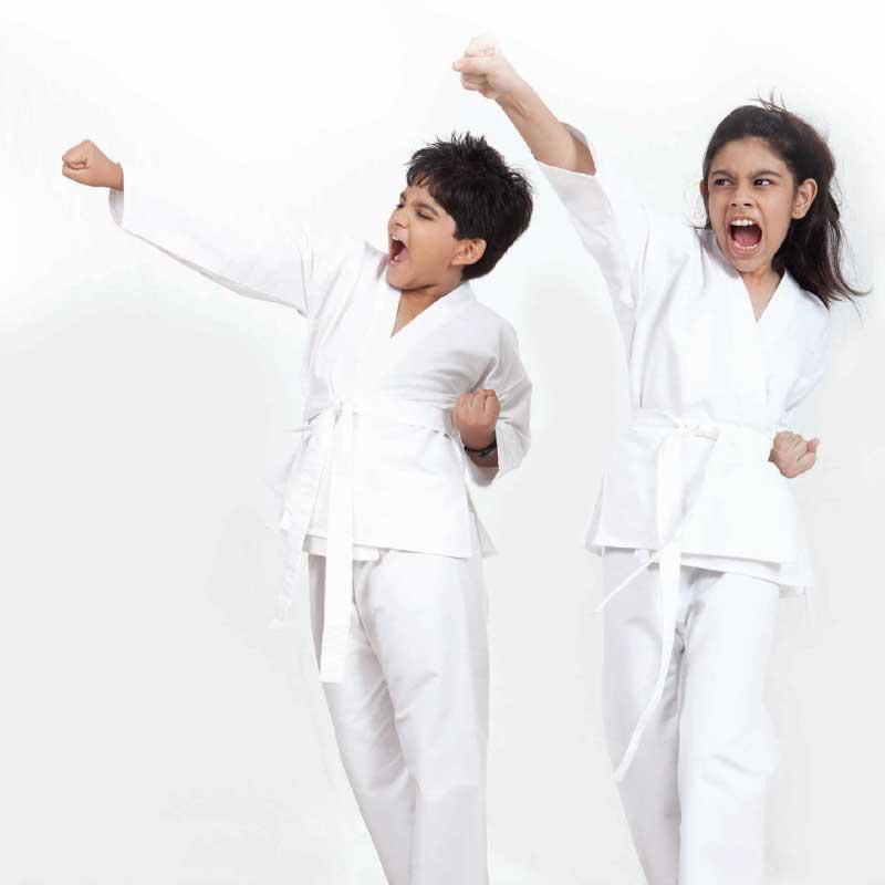Extra Curricular Activity - Karate