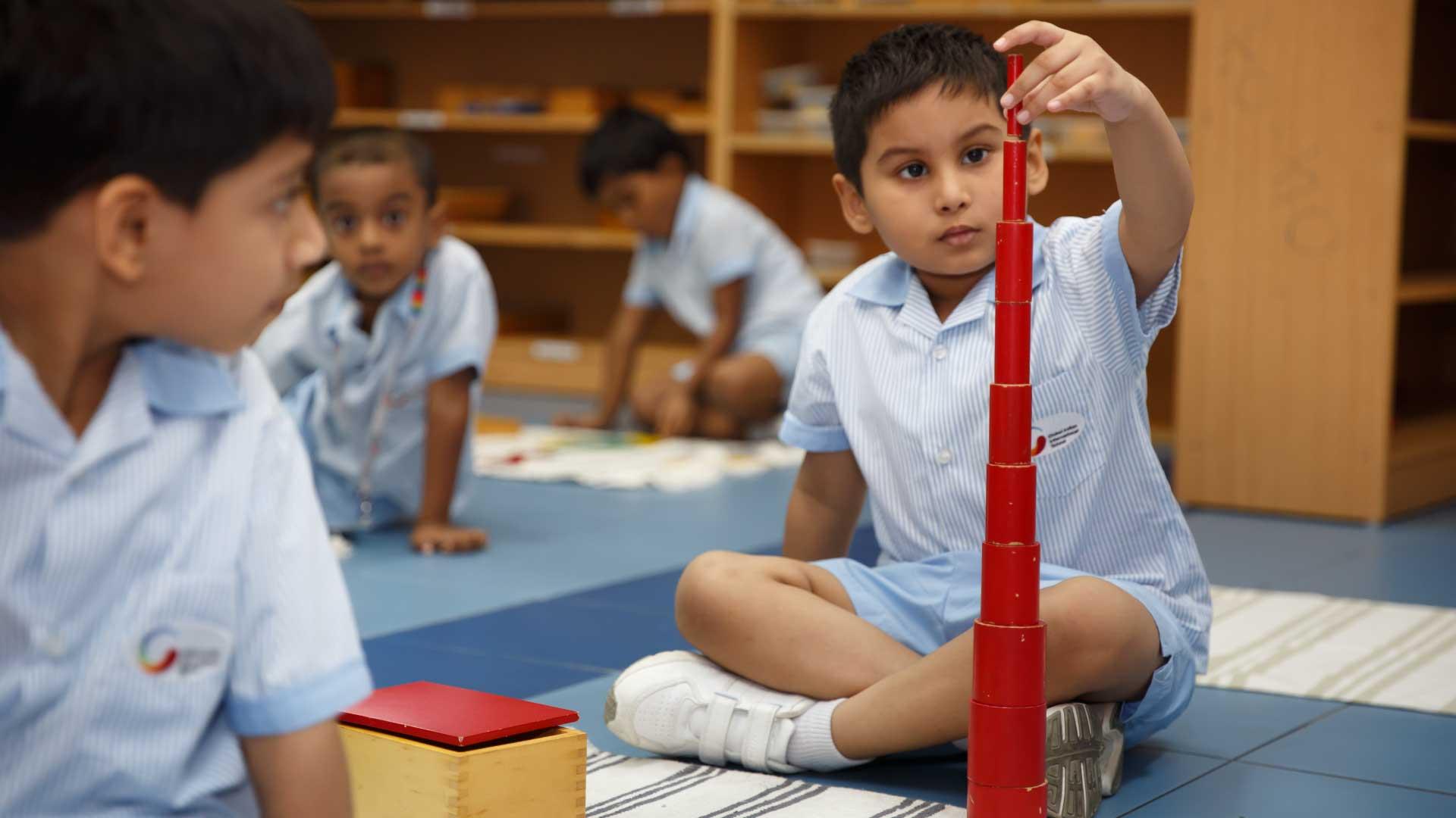 子供の学習活動 - 付加価値プログラム