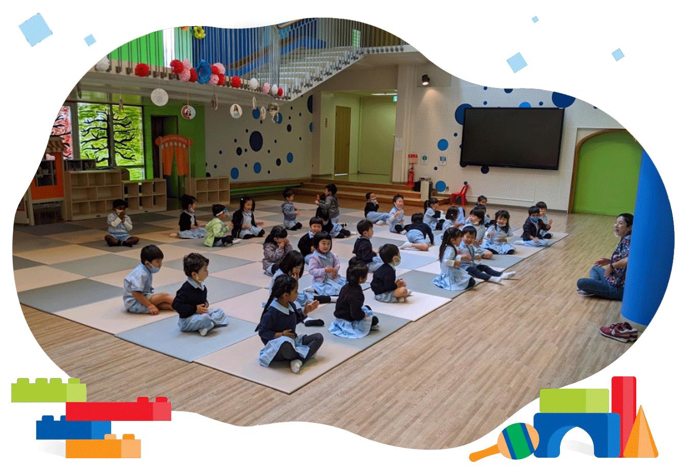 Montessori iPlay Programme