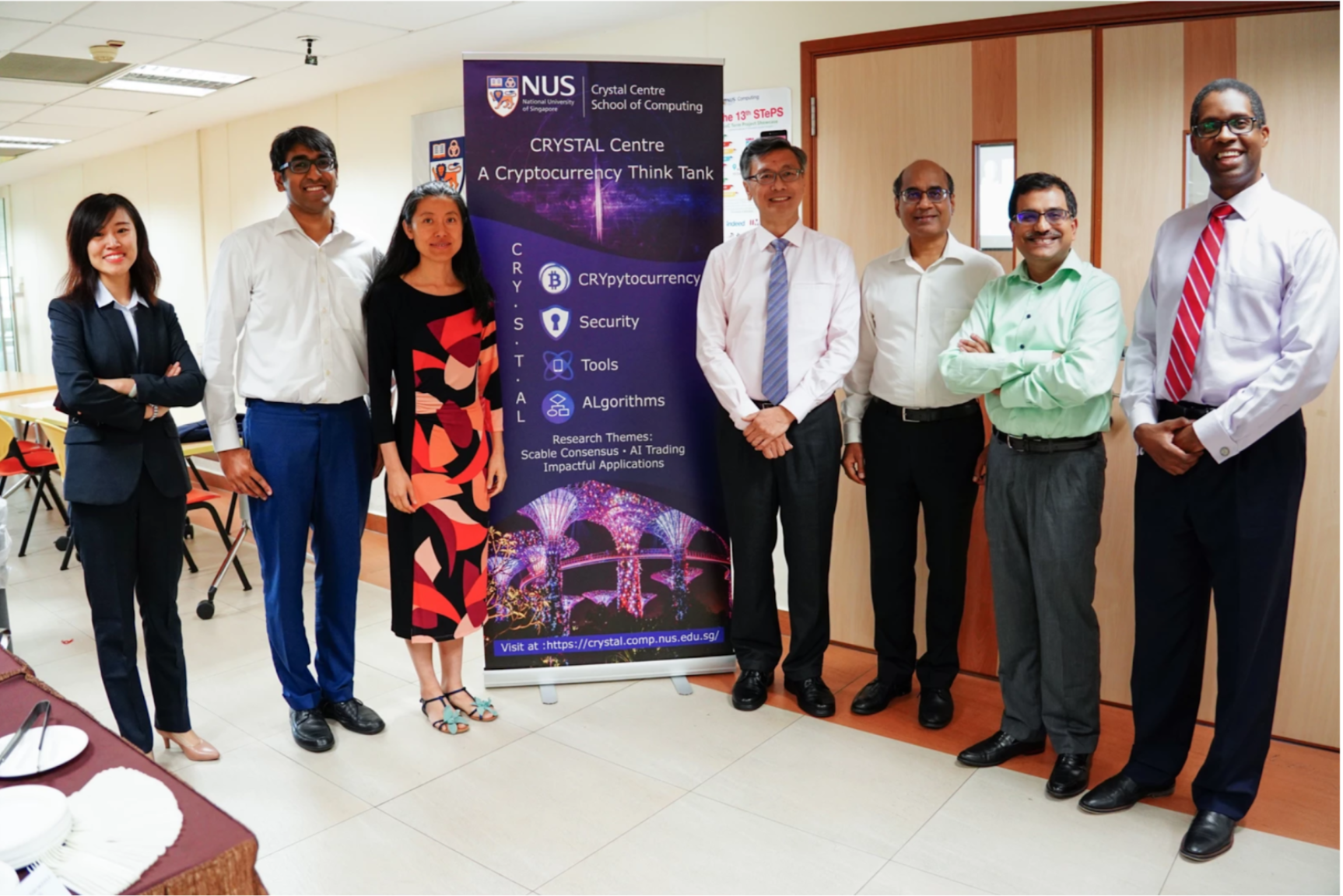 Featured Article: NUS Computing Forms Academic Blockchain Think Tank