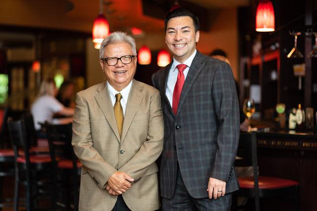chefs of Jimmy Wan's