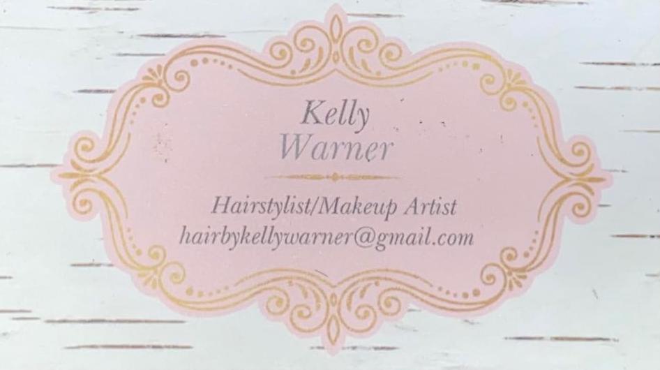 Hair by Kelly Warner