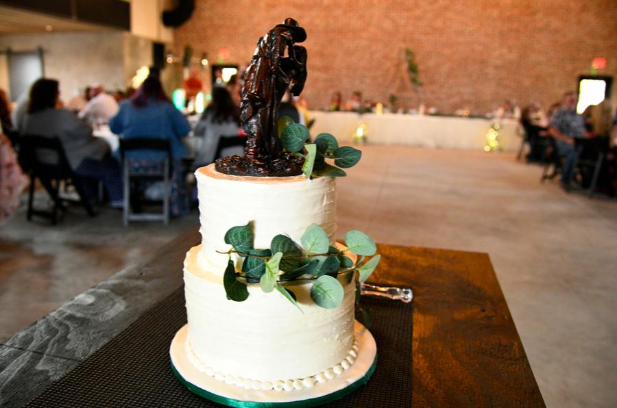 Leslie Wedding Cake