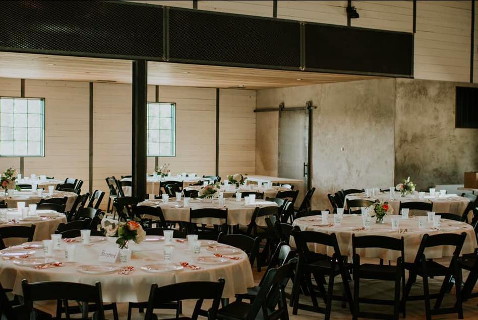 Hiatt Wedding Tables