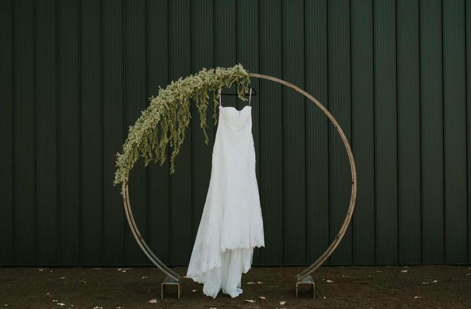 Hiatt Wedding Dress