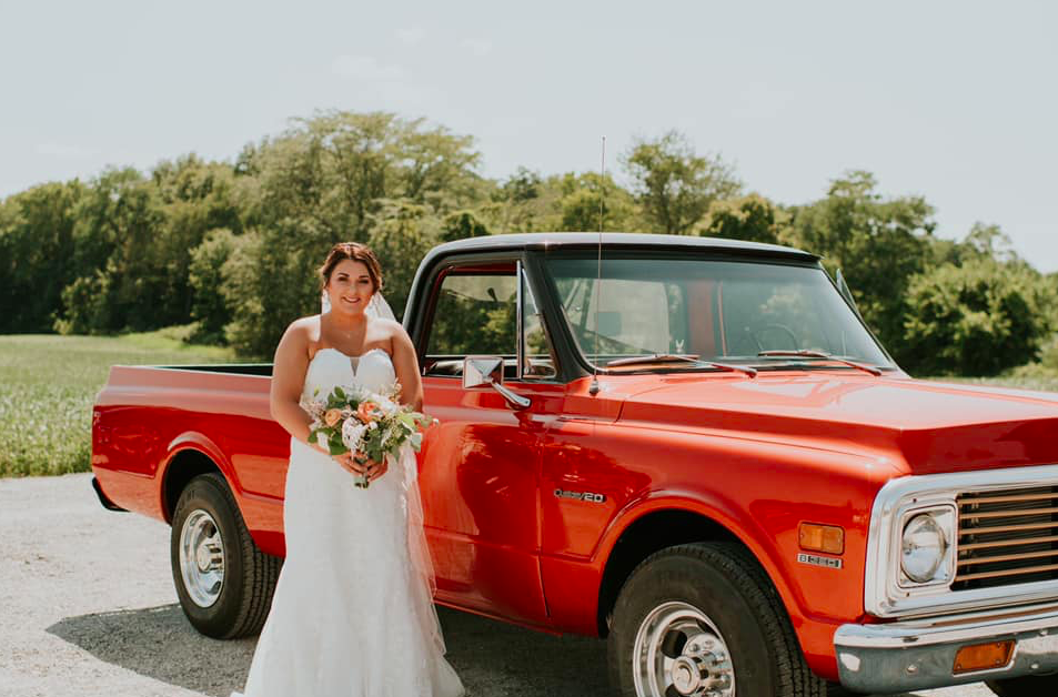Hiatt Wedding Truck