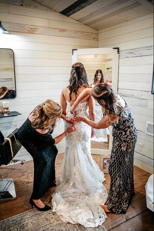 Cummins Bride