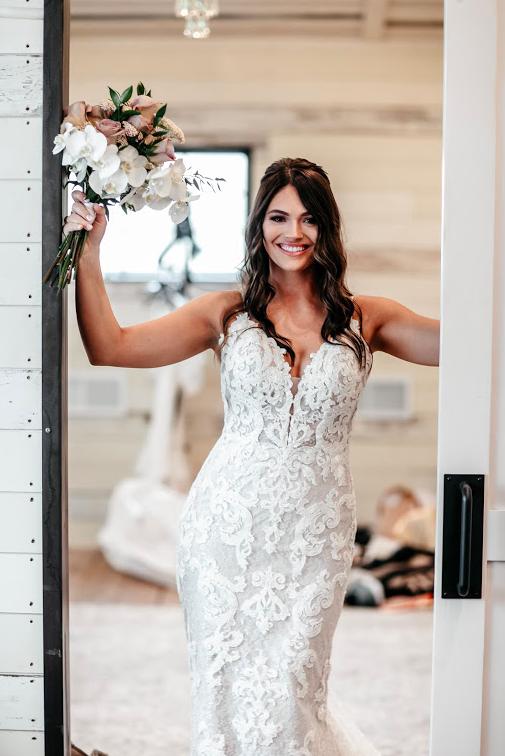 Cummins Bride Bridal Suite