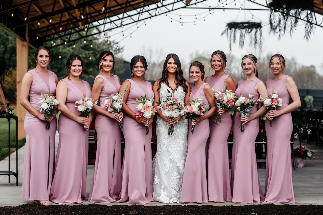 Cummins Bridesmaids