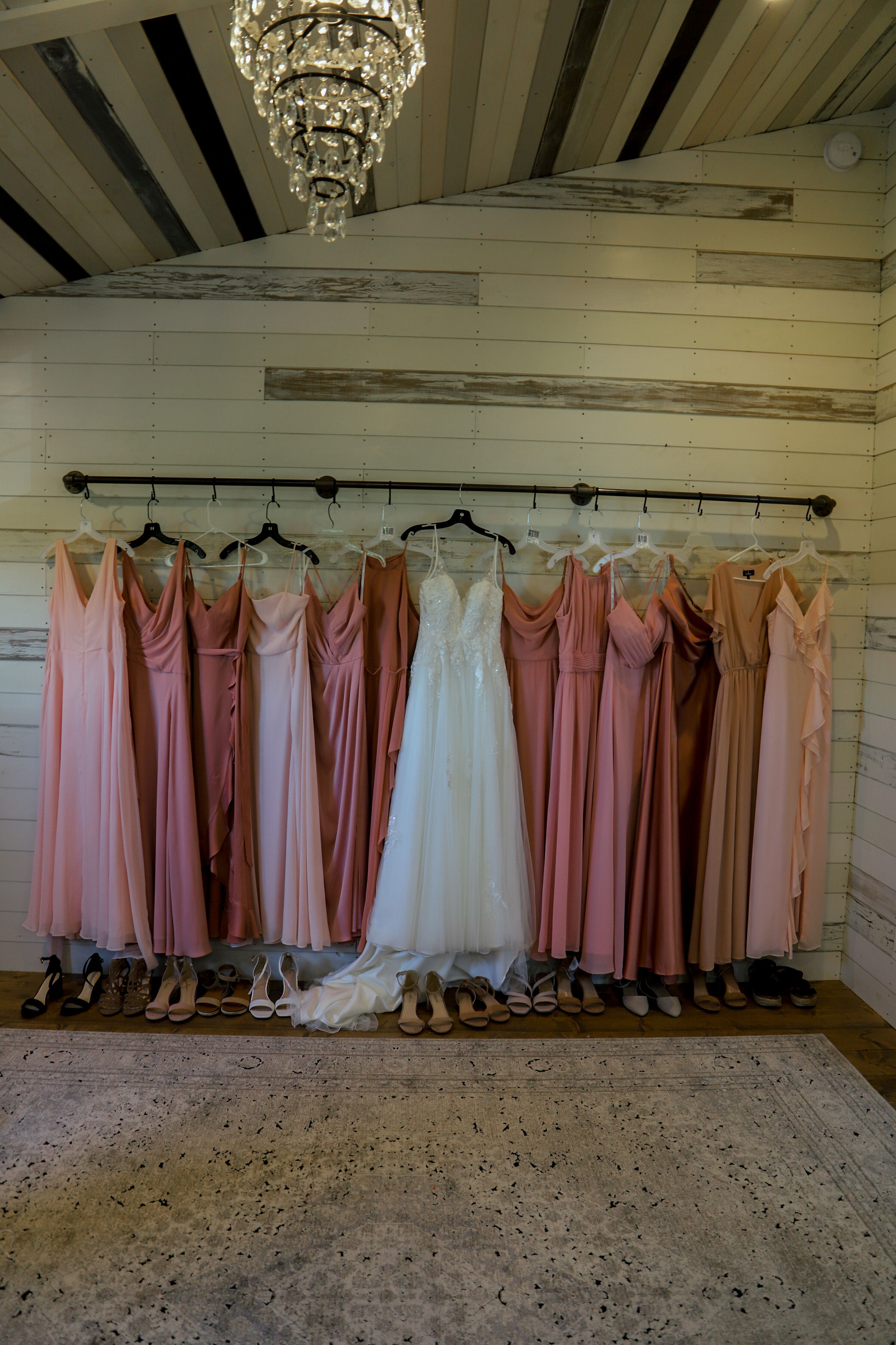 Ritter Bridal Party Dresses