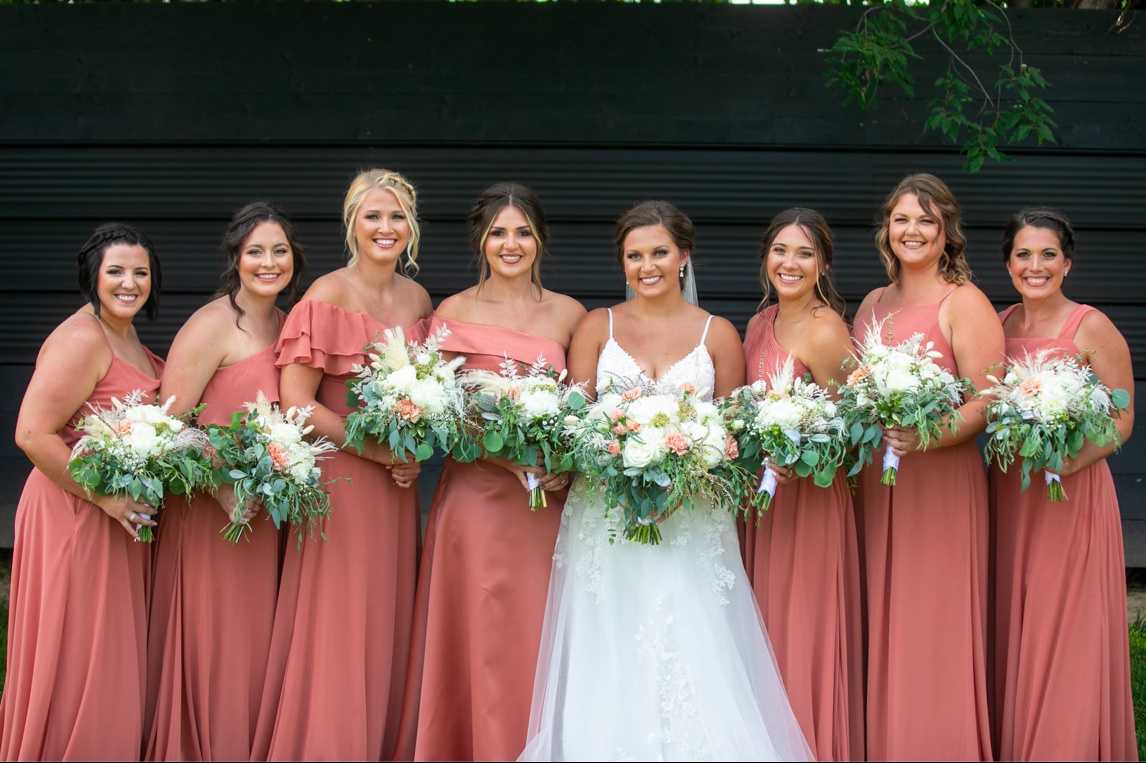 Brickner Bridesmaids